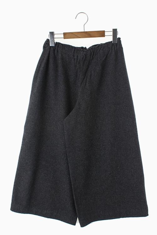 JAPAN HAND-MADE WOOL PANTS 리가먼트