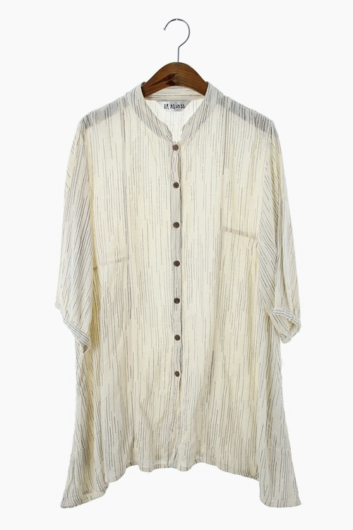 ETHNIC STRIPE DRESS 리가먼트