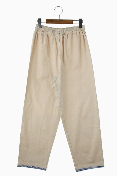 COTTON EASY PANTS 리가먼트