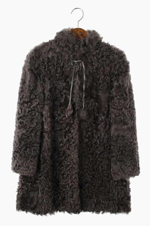 SHEEP FUR COAT 리가먼트