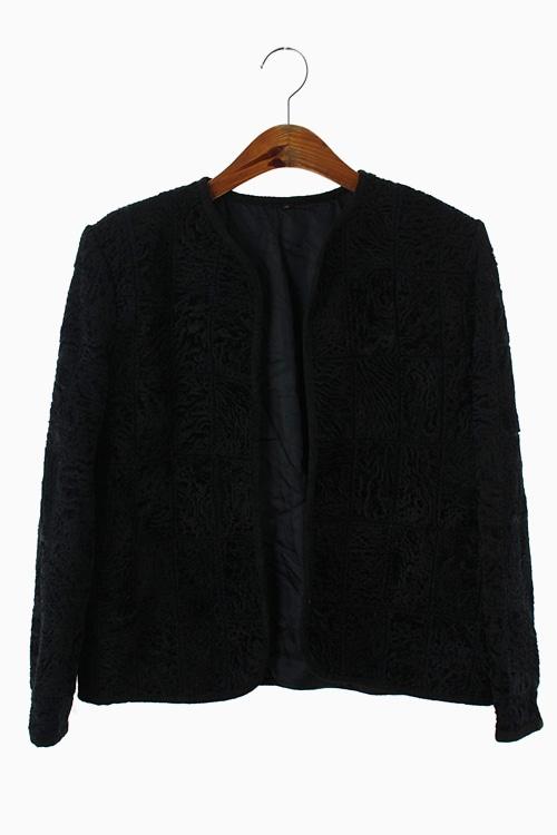 SHEARING SHEEP FUR JACKET 리가먼트