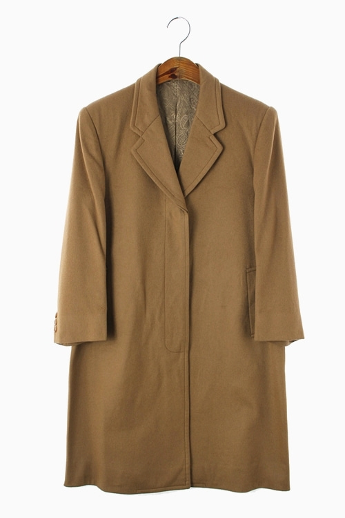 CASHMERE TAILORED COAT 리가먼트