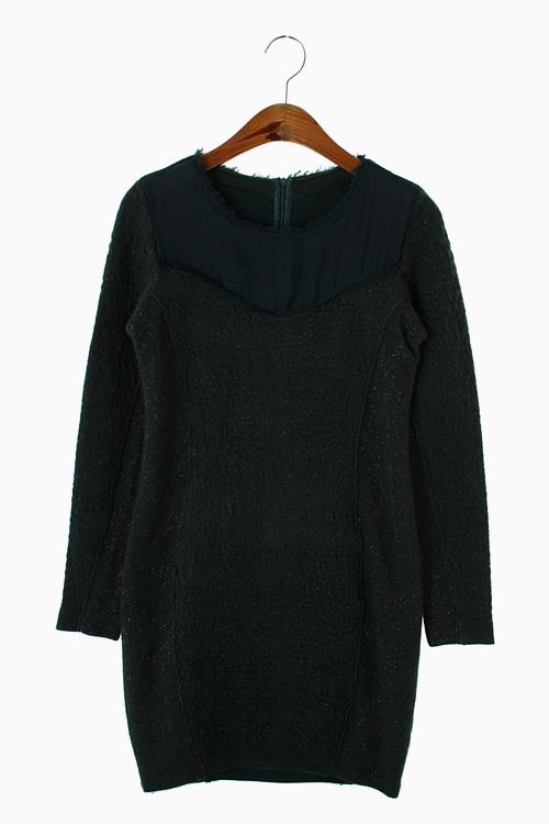 PEARL KNIT DRESS 리가먼트