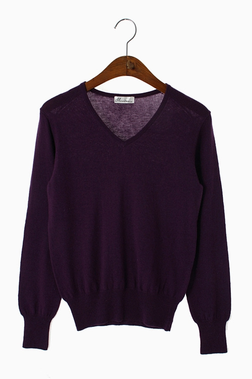 CASHMERE WOOL KNIT TOP 리가먼트