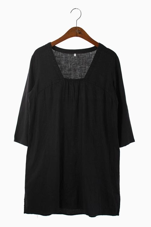 PURE LINEN DRESS 리가먼트