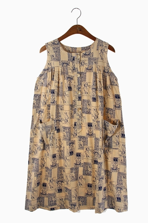 JAPAN HAND-MADE DRESS 리가먼트