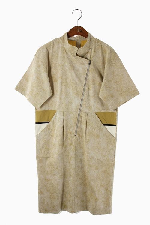 UNIQUE COTTON DRESS 리가먼트