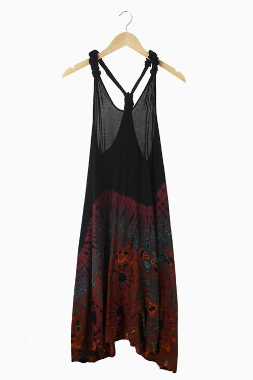 ETHNIC RAYON DRESS 리가먼트